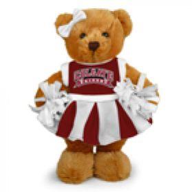 Colgate Cheerleader Bear