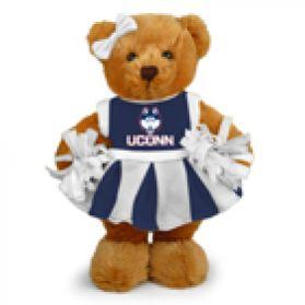 Connecticut Cheerleader Bear