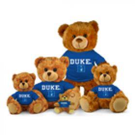 Duke Jersey Bear