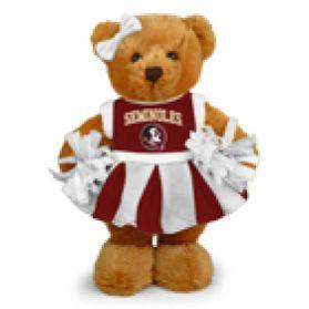 Florida State Cheerleader Bear