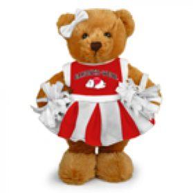 Gardner Webb Cheerleader Bear