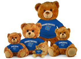 Grand Valley State Jersey Bear