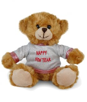 New Year Bear, 8
