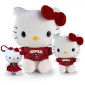 Florida State Hello Kitty