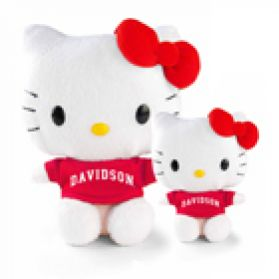 Davidson College Hello Kitty