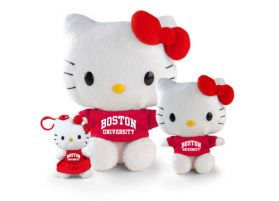Boston University Hello Kitty