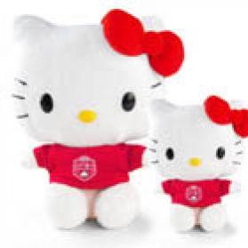 2014 Ohio State Nat'l Championship Hello Kitty