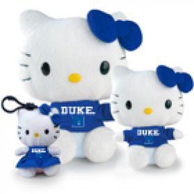 Duke Hello Kitty