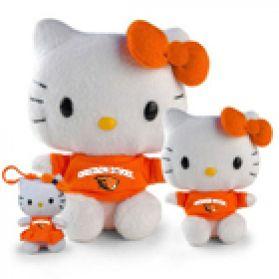 Oregon State Hello Kitty