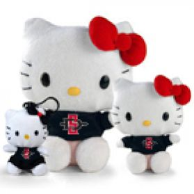 San Diego State Hello Kitty