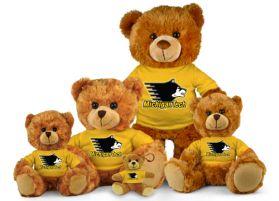 Michigan Tech Jersey Bear