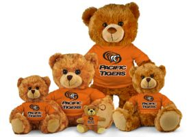 Univ Of The Pacific Jersey Bear