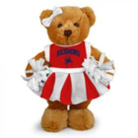 Richmond Cheerleader Bear