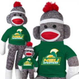 Norfolk State Sock Monkey