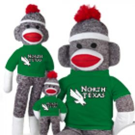 North Texas Sock Monkey