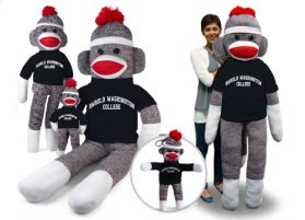 Harold Washington Sock Monkey