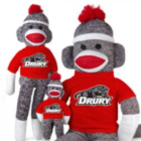 Drury Sock Monkey