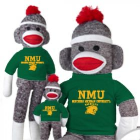 Northern Michigan Sock Monkey