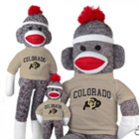 Colorado Sock Monkey