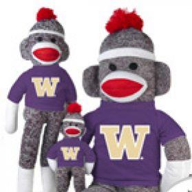 Washington Sock Monkey