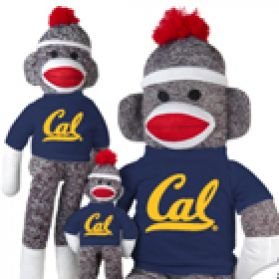 Cal Sock Monkey