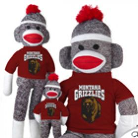 Montana Sock Monkey