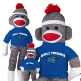 Middle Tennessee Sock Monkey