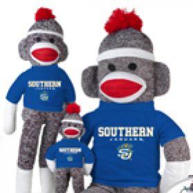 Southern University Sock Monkey