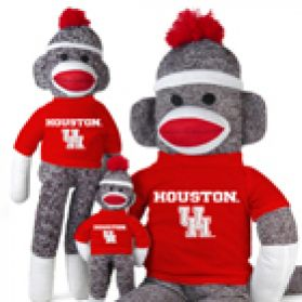 Houston Sock Monkey