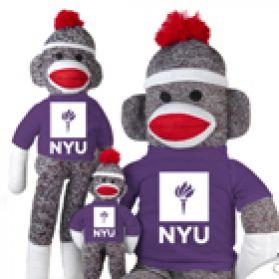 New York Sock Monkey