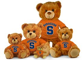 Syracuse Jersey Bear