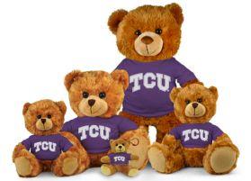 TCU Jersey Bear