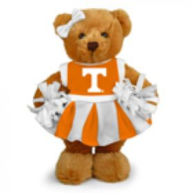 Tennessee Cheerleader Bear