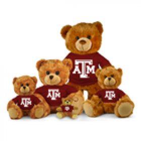 Texas A&M Jersey Bear