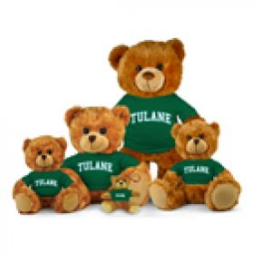 Tulane Jersey Bear