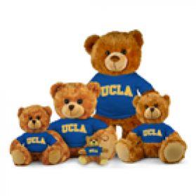 UCLA Jersey Bear