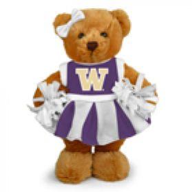 Washington Cheerleader Bear