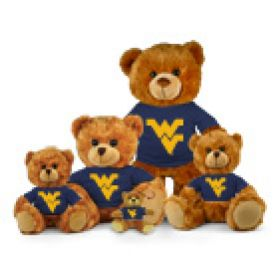 West Virginia Jersey Bear