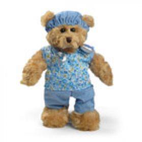 Scrubs Bear - Blue - 10