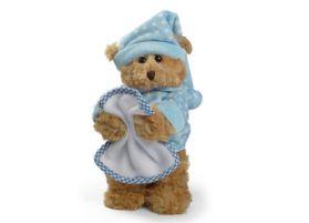 Blankie Bear - Blue - 10