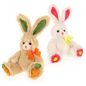 Applique Bunnies (2 Asst) 8