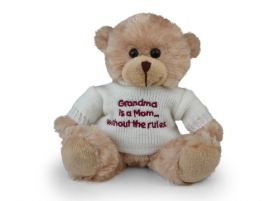 Grandma W/O Rules Sweater Bear
