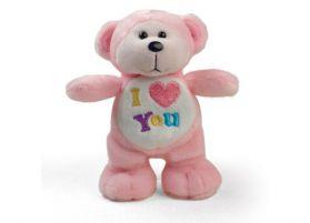 Message Bear - I Heart You