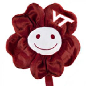 Virginia Tech Happy Flower  (20