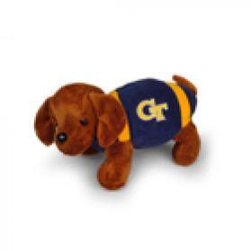 Georgia Tech Football Dog 11in