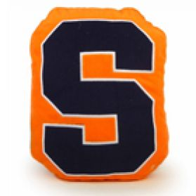 Syracuse Logo Pillow 11in