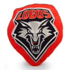 New Mexico Logo Pillow 11in