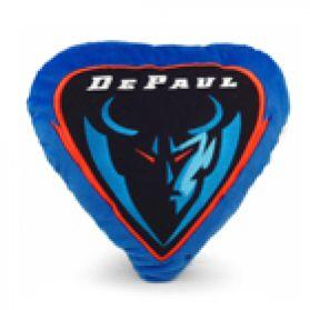 DePaul Logo Pillow