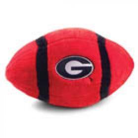 Georgia Plush Football 11in