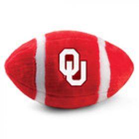 Oklahoma Plush Football 11in